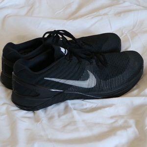 Nike Metcon DSX Flyknit Black.